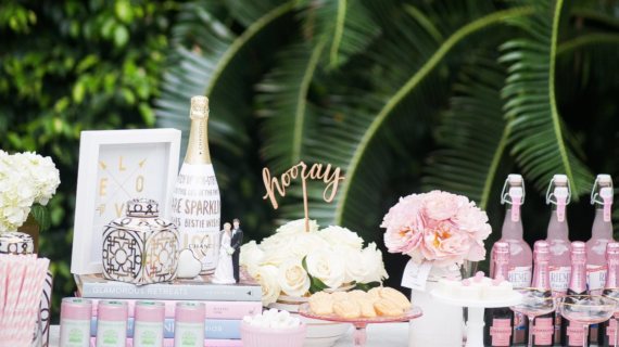 Creative Ideas for a Bridal Shower