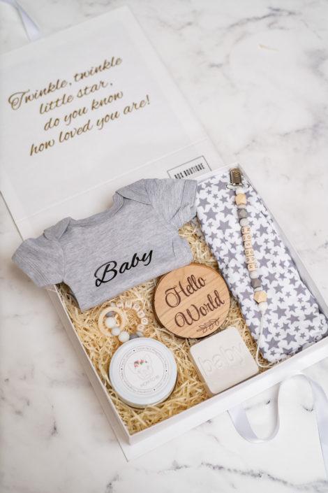 Newborn Box White 1